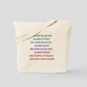Nature's Lament Tote Bag