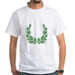 Order of the Laurel White T-Shirt