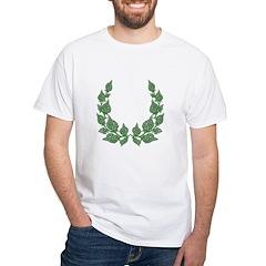 Order of the Laurel White T-Shirt
