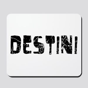 Destini Faded (Black) Mousepad