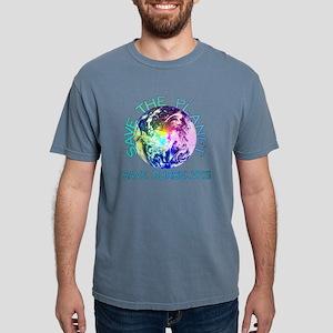 Rainbow Planet Mens Comfort Colors Shirt