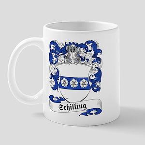 Schilling Family Crest Mug