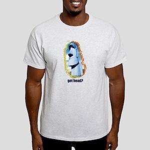 EASTER ISLAND - GOT HEAD? Light T-Shirt