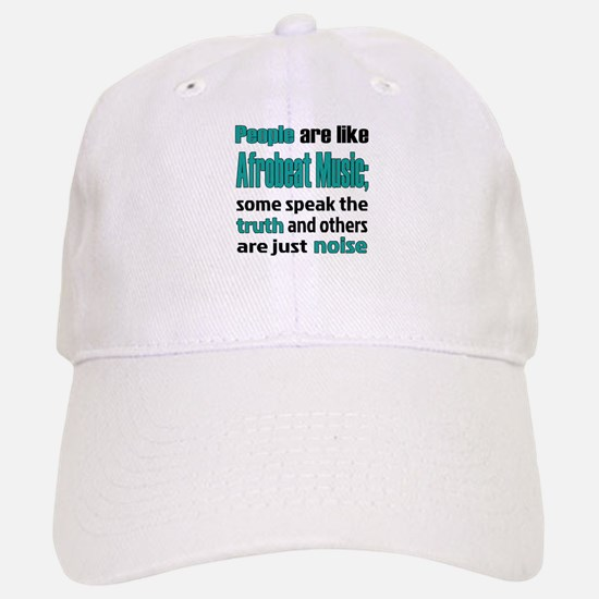 People are like Afrobeat Baseball Baseball Cap