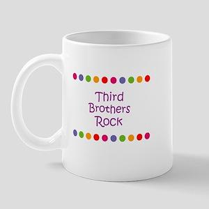 Third Brothers Rock Mug