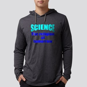 science new religion Long Sleeve T-Shirt