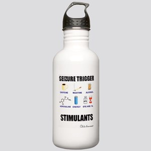STIMULANTS Stainless Water Bottle 1.0L