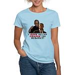 Obama Hopes to Change Women's Light T-Shirt