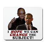 Obama Hopes to Change Mousepad