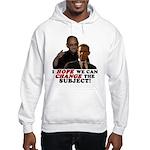 Obama Hopes to Change Hooded Sweatshirt