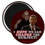 Obama Hopes to Change Magnet