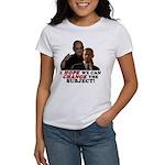 Obama Hopes to Change Women's T-Shirt