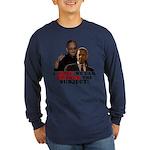 Obama Hopes to Change Long Sleeve Dark T-Shirt