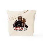 Obama Hopes to Change Tote Bag