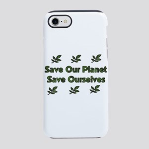 Save Our Planet iPhone 8/7 Tough Case