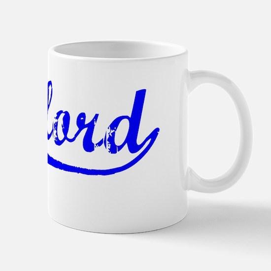 Vintage Radford (Blue) Mug