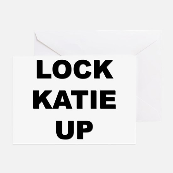 I don't want to free katie Greeting Cards (Package