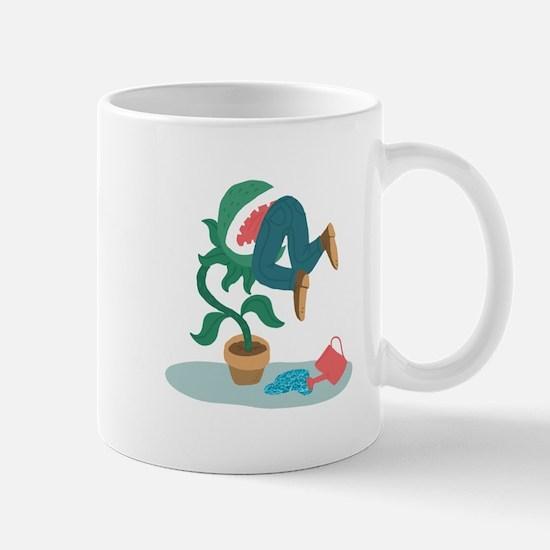 feed me venus flytrap Mugs