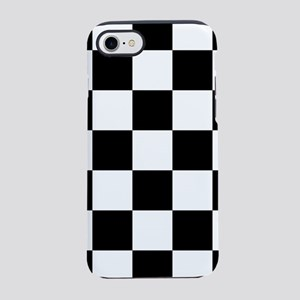 checker board iPhone 8/7 Tough Case