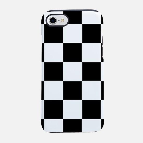 checker board iPhone 8/7 Tough Case