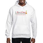 Love Aflame! Hooded Sweatshirt