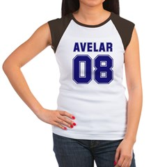 Avelar 08 Women's Cap Sleeve T-Shirt