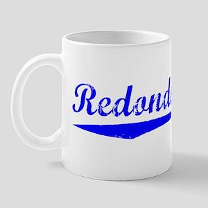 Vintage Redondo Be.. (Blue) Mug