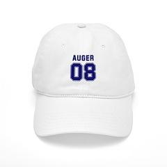 Auger 08 Baseball Cap