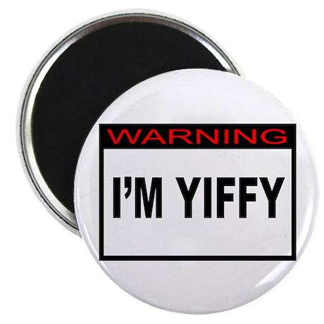 Warning: Yiffy Magnet