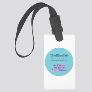 Bluedot Large Luggage Tag