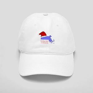 Mas in Christmas Baseball Cap