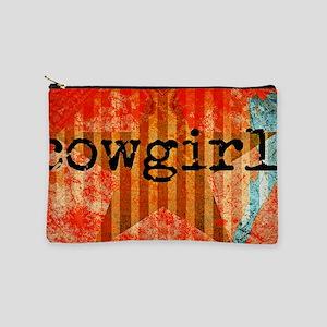 Cowgirl Paisley Makeup Bag