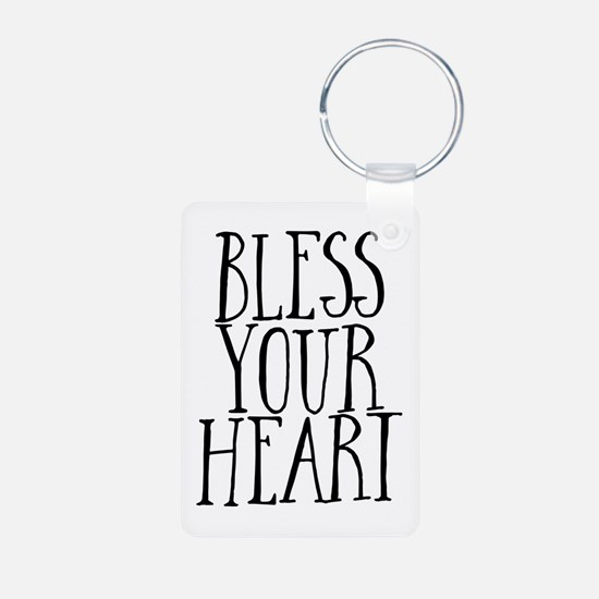 Sourthern Bless Your Heart Keychains