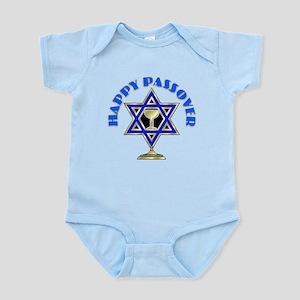 Jewish Star Passover Infant Bodysuit
