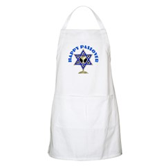 Jewish Star Passover Apron
