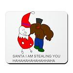 Santa mousepad!