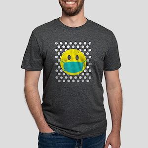 Smiley Nurse Medical Funny Nurse Shirt For T-Shirt