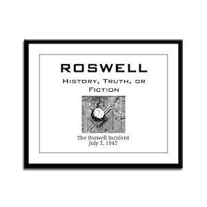 ABH Roswell Framed Panel Print