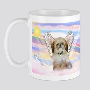 Angel Shih Tzu in Clouds Mug
