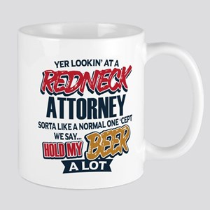 Redneck Attorney 11 oz Ceramic Mug