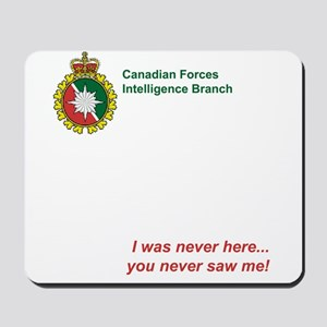 I Was Never Here... Mousepad