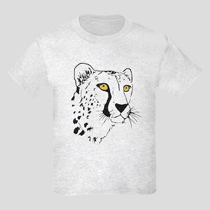 58953487da569d Silhouette Cheetah Kids Light T-Shirt