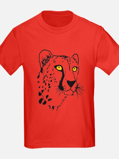 Silhouette Cheetah T