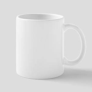 How does a blonde high-five? She smacks herse Mugs