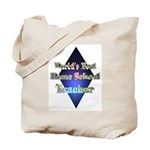 Best Home School Teacher Tote Bag