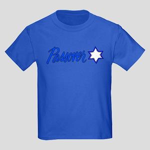Passover Star Kids Dark T-Shirt
