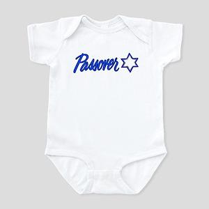 Passover Star Infant Bodysuit