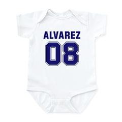Alvarez 08 Infant Bodysuit