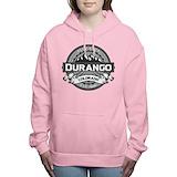 Durango colorado Hooded Sweatshirt