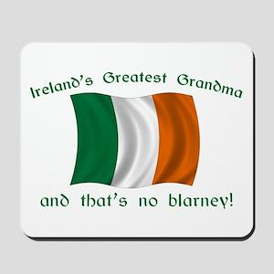 Ireland's Greatest Grandma Mousepad